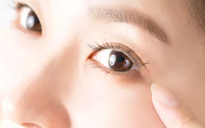 目元の治療